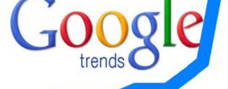 Top Fintech Countries – Google Trends of the Top 5 Fintech Countries
