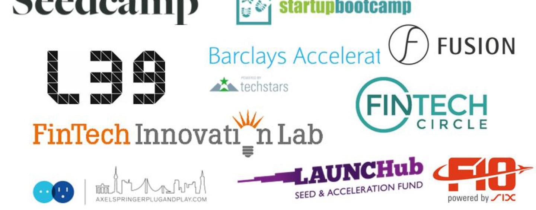 Top 10 Fintech Accelerators in Europe