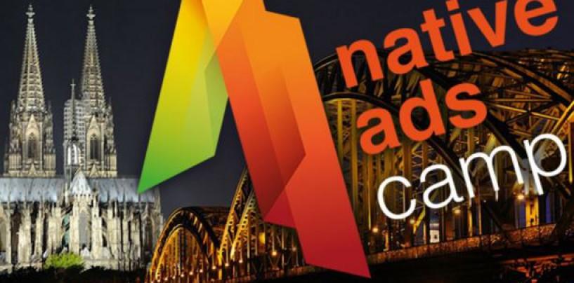 4 Tickets für die Native Ads Konferenz in Köln zu Gewinnen