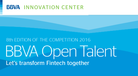 BBVA Open Competition 2016