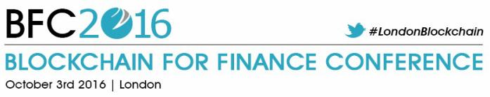 Blockchain for Finance Conference #LondonBlockchain