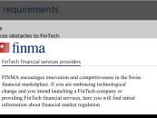 FinTech-Regulierung: Neue Herausforderungen für den Gesetzgeber und die Aufsicht