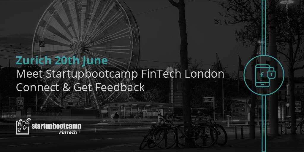 Startupbootcamp FinTech London FastTrack in Zurich