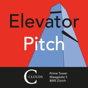 elevator pitch zurich 2016