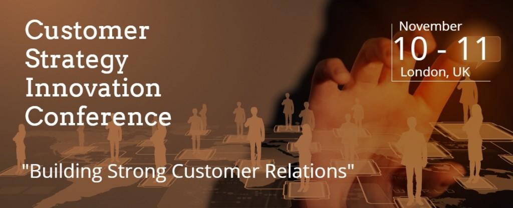 Customer Strategy Innovation Conference