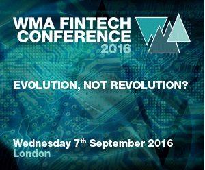 WMA Fintech Conference 2016