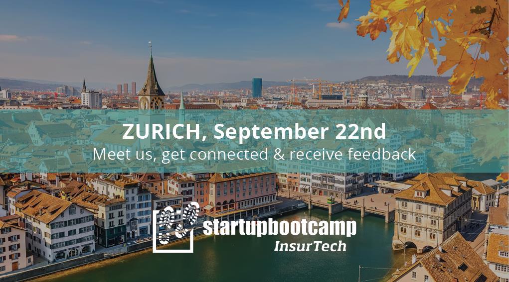 InsurTech FastTrack in Zurich