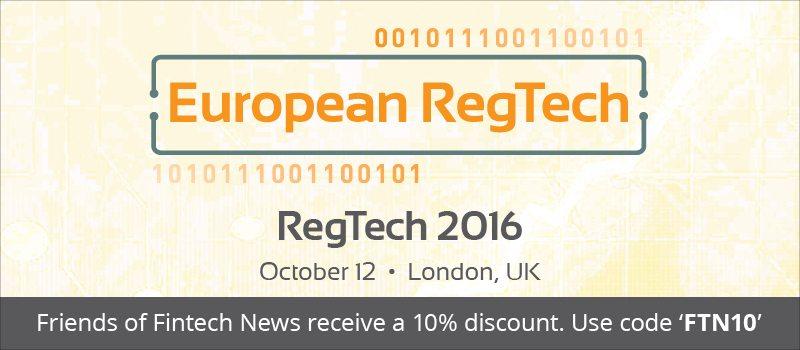 European RegTech Congress 2016