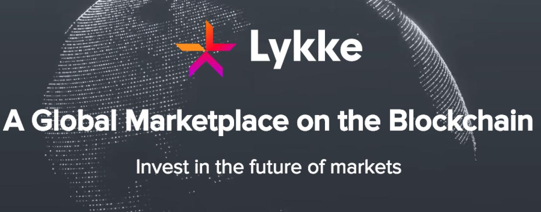 Blockchain Marketplace Lykke Begins Crowd Sale; Looks to Raise 1.5M CHF