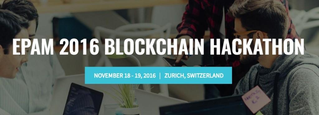 epam blockchain hackathon