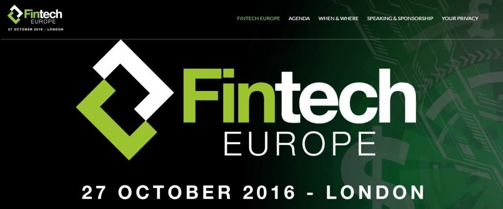 fintech europe 2016