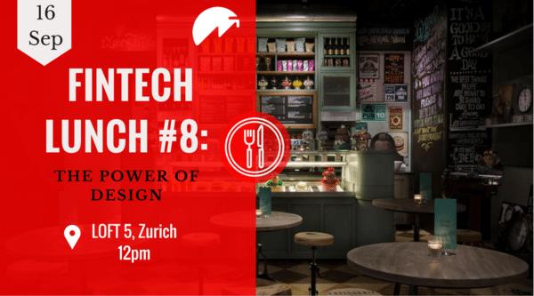 fintech lunch the power of design