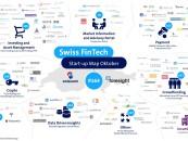 Swiss FinTech Startup Map, October 2016 / Neu: Swiss Fintech Radar