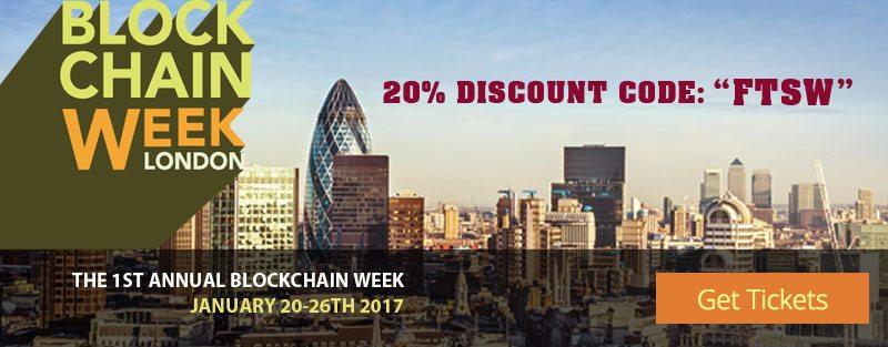 london blockchain week 2