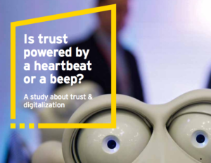 Is trust powered by a heartbeat or a beep EY report