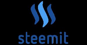 steemit logo blockchain social media platform