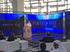 Fintech Hive launch in Dubai