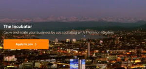Thomson Reuters Labs - The Incubator