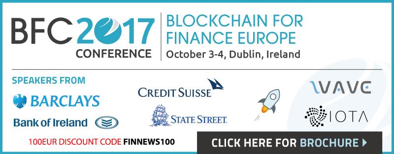 blockchain finance dublin