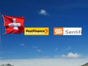 Postfinance Beteiligung an Sentifi