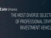 Coinshares Group – Now Representing Over $1bn In Crypto Assets – Announces Two New Flagship Funds