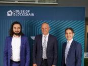 Prime Minister of Liechtenstein Welcomes House of Blockchain in Vaduz