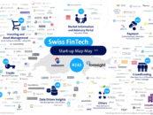 Swiss Fintech Startup Map, May 2018
