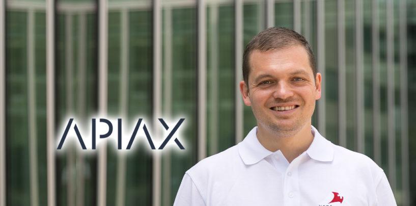 Venture Leaders Interview: Meet Nicolas Blanchard of Swiss Regtech Apiax