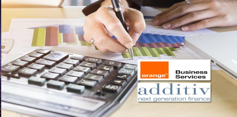 Additiv Teams up with Orange Business Services for Digital Wealth Management