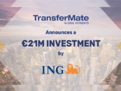 ING Invests 21Mio Euro in TransferMate