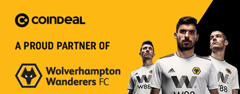 Krypto Platform Sponsored Englisches Premier League Fussballteam