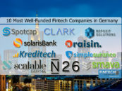 10 Most Well-Funded Fintech Companies in Germany
