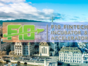 F10 in Zurich: The 8 Fintechs Who Made It into the Accelerator