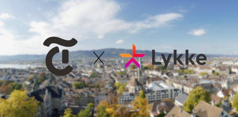 Tamedia Bullish on Fintech: Investment in Swiss Blockchain Marketplace Startup Lykke