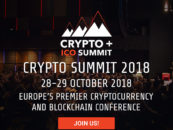 Are We Close to Mass Adoption of Blockchain — Crypto Summit Wants to Answer That Question