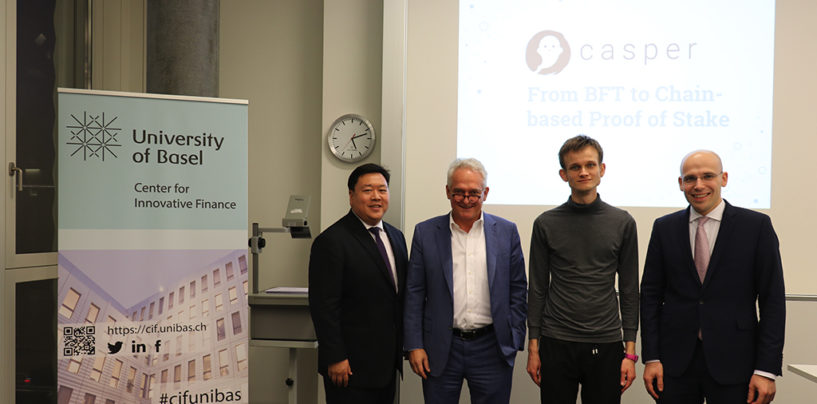 Vitalik Buterin Receives Honorary Doctorate from the University of Basel