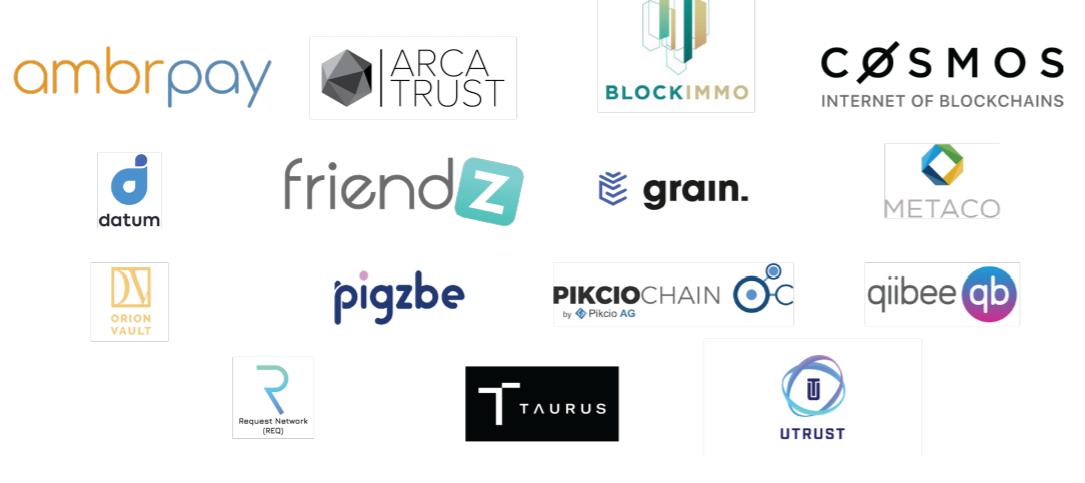 Upcoming Crypto Valley Companies