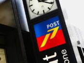 Kryptowährungen am Post-Schalter Kaufen