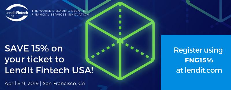 LendIt Fintech USA 2019