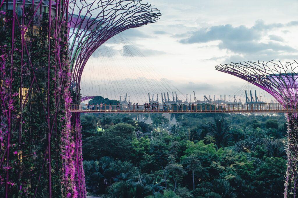 Smart City Fintech Singapore