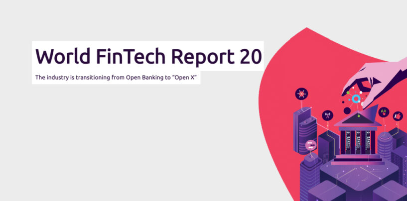 """World Fintech Report 2019: Financial Industry To Enter New Phase of Innovation – """"Open X"""""""