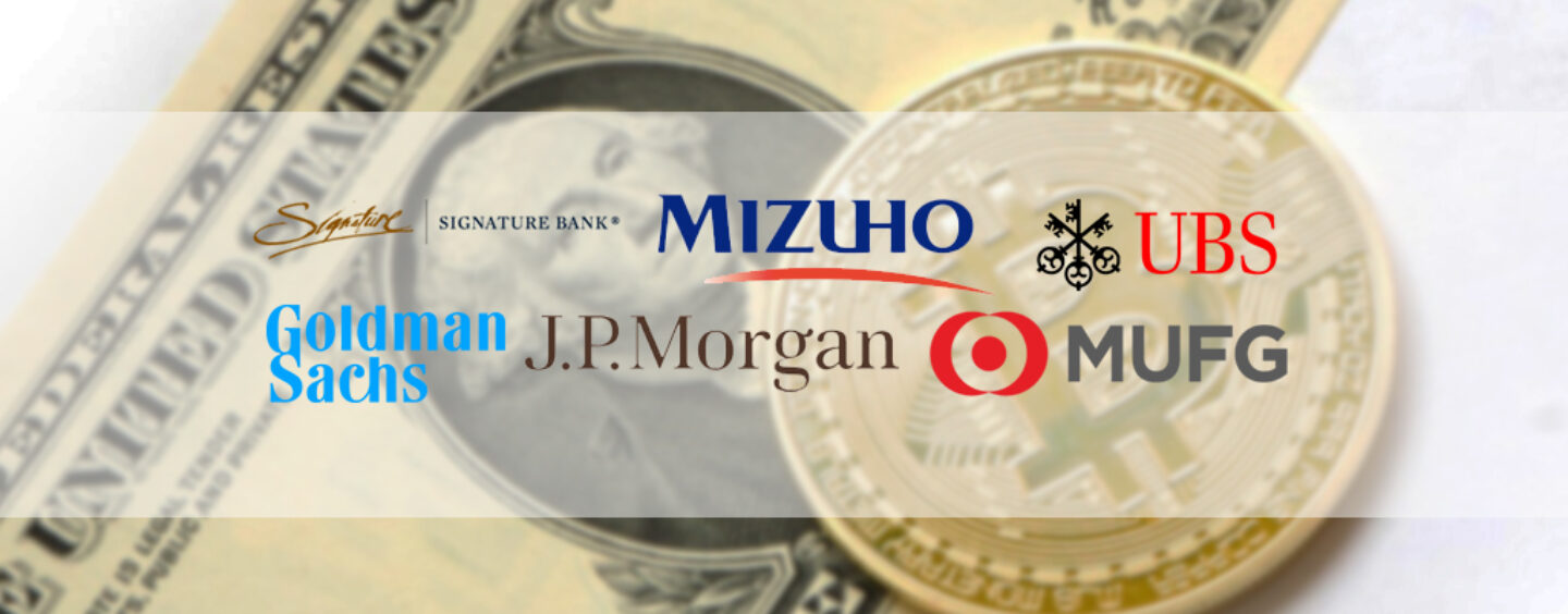 6 Banks Around The World Dabbling in Crypto with Their Own Coin