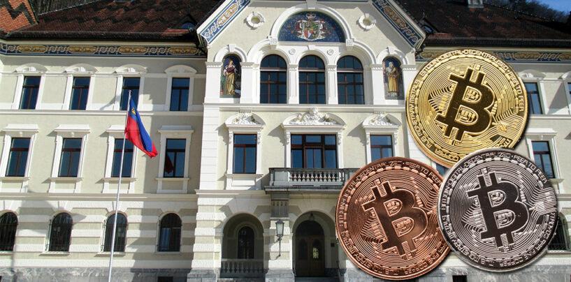 Liechtenstein Bets on Blockchain and Crypto