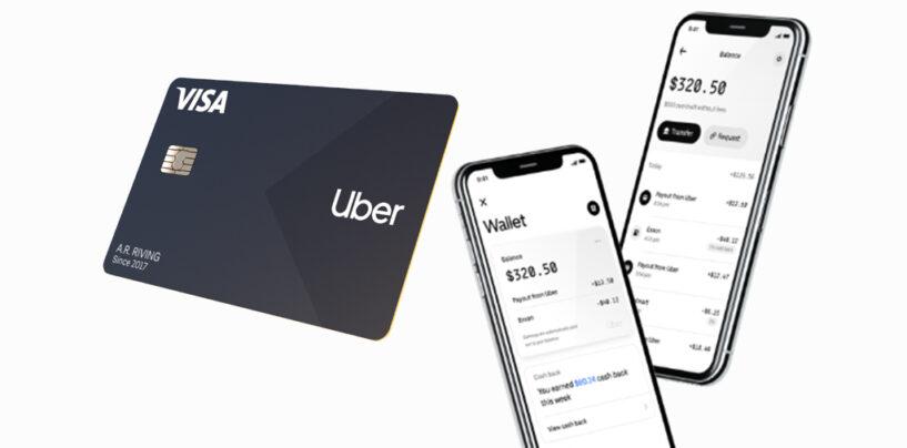 Uber Starts with Uber Money