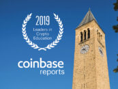 The 2019 Global Leaders in Crypto Education