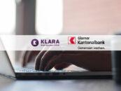 Glarner Kantonalbank Integriert Buchhaltungslösung KLARA ins E-Banking