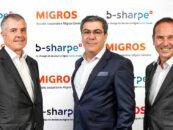 Migros Invests in Swiss Fintech Startup B-Sharpe