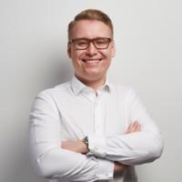 Paul Hülsmann, Founder and CEO, Finexity
