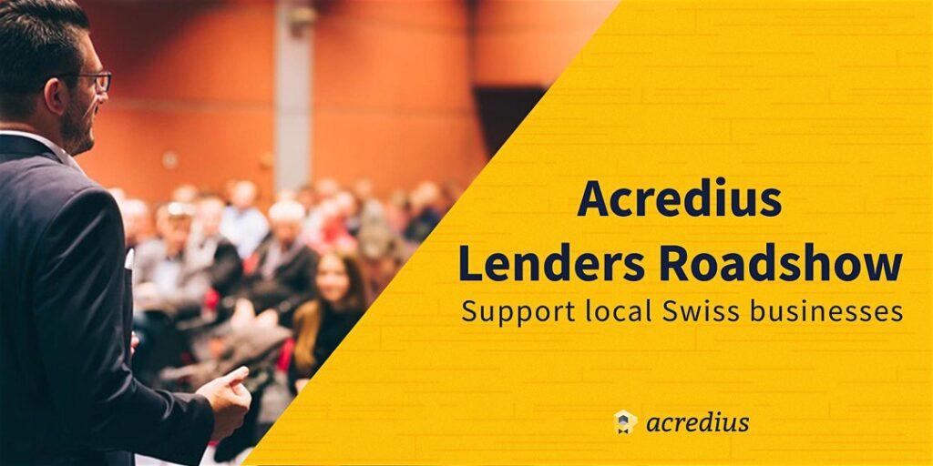 acredius lenders roadshow 2020