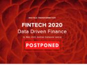 FuW Fintech Forum and Swiss FinTech Awards Night Postponed Due To Corona
